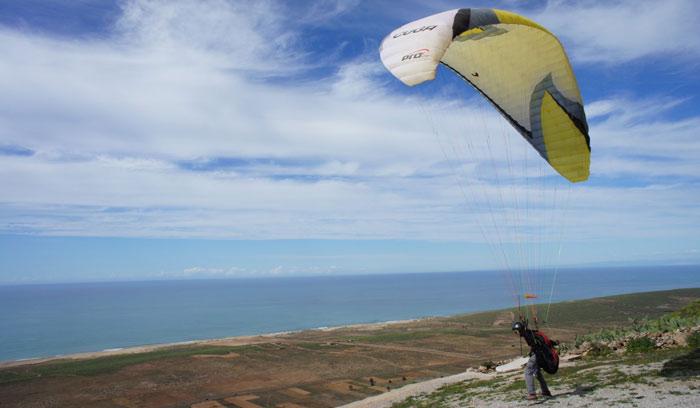 Yamaç Paraşütü Başlangıç Eğitimi P2 Kursu